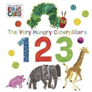 Very Hungry Caterpillar's 123, Hardcover/Eric Carle