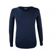 Kama Fashion&Function Kama Urban Sweater dames van 100% merino wol navy 5101