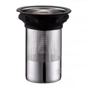 Bodum COMPONENT Filtre en inox avec joint en silicone pour théières 1,5 l: 1802/1804/1866 Noir