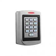 Dispozitiv de acces stand alone cu actionare prin WIFI, cartela de proximitate EM 125 Khz sau cod