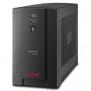APC UPS BX1400U-GR, 1400VA, 230V, AVR, Schuko Sockets
