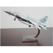 Fc-1 China Aircraft 1/48 Fierce Thunder Dragon Jf17 Metal for Christmas Gift Plane Model Plane Toy