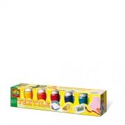 SES textielverf trendy 6 kleuren