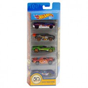 Set 5 masinute Hot Wheels tracks stars