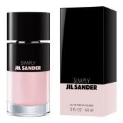 Jil Sander Simply Jil Sander Poudree eau de parfum 60 ml за жени