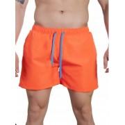 Мъжки шорти - оранжеви