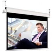 Telas de Projeção 367cm 4:3 Inceel Vision White Pro Eléctrica Profissional Adeo