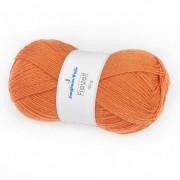 Junghans-Wolle Freizeit uni, 4-fädig von Junghans-Wolle, Orange