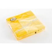 Sárga papírszalvéta