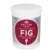 Kallos Cosmetics Fig Hair Mask 1000Ml For Weak And Damaged Hair Per Donna (Cosmetic)