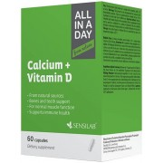 Sensilab ALL IN A DAY Calcium + Vitamin D