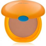 Shiseido Sun Foundation maquillaje compacto SPF 6 tono Bronze 12 g