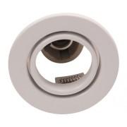 Spot incastrabil mobil Eye E14 max. 1x40W Ø70 mm, alb