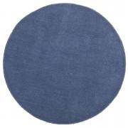 Tapijt Colours - blauw - Ø68 cm - Leen Bakker