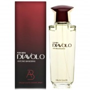 Diavolo For Men 100 Ml Eau De Toilette Spray De Antonio Banderas