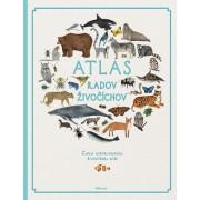 Atlas radov živočíchov(Jules Howard; Fey Evans)