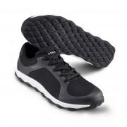 Mjuk arbetssko i sneakersmodell Svart/Vit (42)