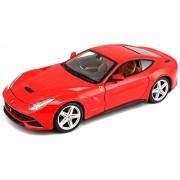 Bburago 1:24 Ferrari Race and Play F12 Berlinetta, Multi Color