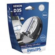 1 Ampoule xénon Philips D3S 42403WHV2 WhiteVision