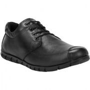 Koxko 1765 Premium Black 100% Genuine Leather Men's Formal Shoes Lace-Ups 6 UK