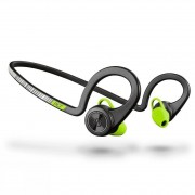 Plantronics BackBeat FIT Wireless Sport Mobile Bluetooth Headphones - Black Core