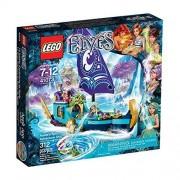 Lego Elves - 41073 - Le Bateau Magique De Naida Et Aira