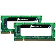8GX3M2A1333C9 - 8 GB SO DDR3 1333 CL9 Corsair 2er Kit