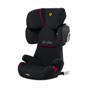 Cybex Solution X2-Fix Scuderia Ferrari Autostoeltje Victory Black
