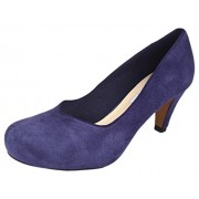 Clarks Women's Chorus Voice Violet Pumps - 5 UK