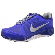 Nike Men's Revolve 2 Racer Blue, Metallic Silver, Wolf Grey, Deep Royal Blue and White Running Shoes -7 UK/India (41 EU)(8 US)