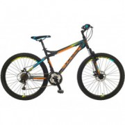 BICIKL POLAR EVEREST FS DISK black B262S12190