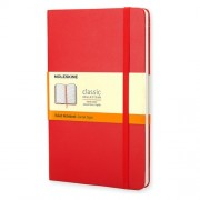 Moleskine Moleskine Notes 9X14 R Hard Class.Red Mm710r