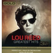Lou Reed - Gold - Greatest Hits (0886975631629) (3 CD)