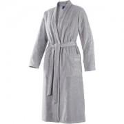 JOOP! Albornoces Mujer Kimono plata Talla 36/38, largo 120 cm 1 Stk.