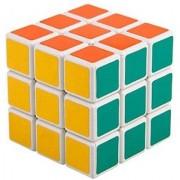 Emob Big Stickerless High Speed 3x3 Magic Rubik Cube Puzzle Toy (6.5cm) (1 Pieces)