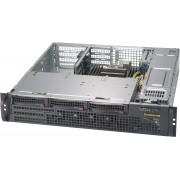 Supermicro Server Chassis CSE-825MBTQC-R802WB