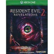 Alcoa Prime Resident Evil Revelations 2 XBOX ONE Game BRAND NEW & SEALED