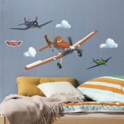 Sticker Planes - Dusty si Prietenii
