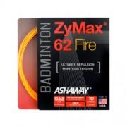 Ashaway Zymax 62 Fire narancs tollaslabda húr