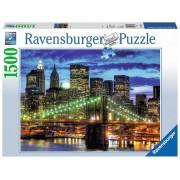 Ravensburger puzzle orizontul orasului new york, 1500 piese