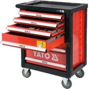 Yato Szerszámos kocsi szerszámokkal 185 részes(YT-55307)