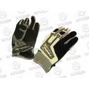 Cross handschoenen TECH5 Kleur: Grijs Maat: S