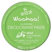 Natural Travel Deodorant Paste - Wild 40g