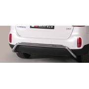 PARE CHOCS ARRIERE INOX 50 KIA SORENTO 2012- accessoires 4x4 MISUTONIDA