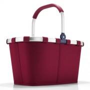 reisenthel Einkaufskorb carrybag dark ruby