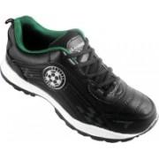 Action Black Red Sport running Shoe -7116 Walking Shoes For Men(Black)