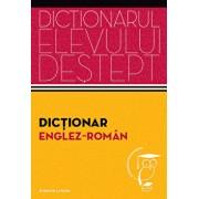 Dictionar englez-roman. Dictionarul elevului destept/Irina Pandof