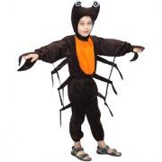 Kaku Fancy Dresses Crab Fancy Dress/Insect Costume for Kids/Lobster Costume -Brown for Boys