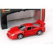 Ferrari F40 Competizione - rosu - Light & Sound - 1:43