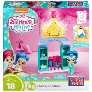 Shimmer and Shine - Vestidor Magico genio Shine